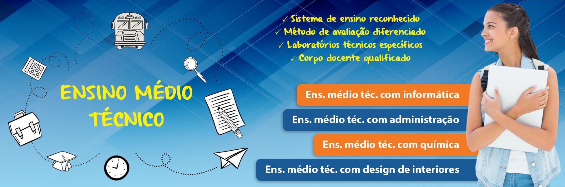 Colégio Educàre - São José dos Campos - Ensino Médio   Técnico 9c4149d4cc