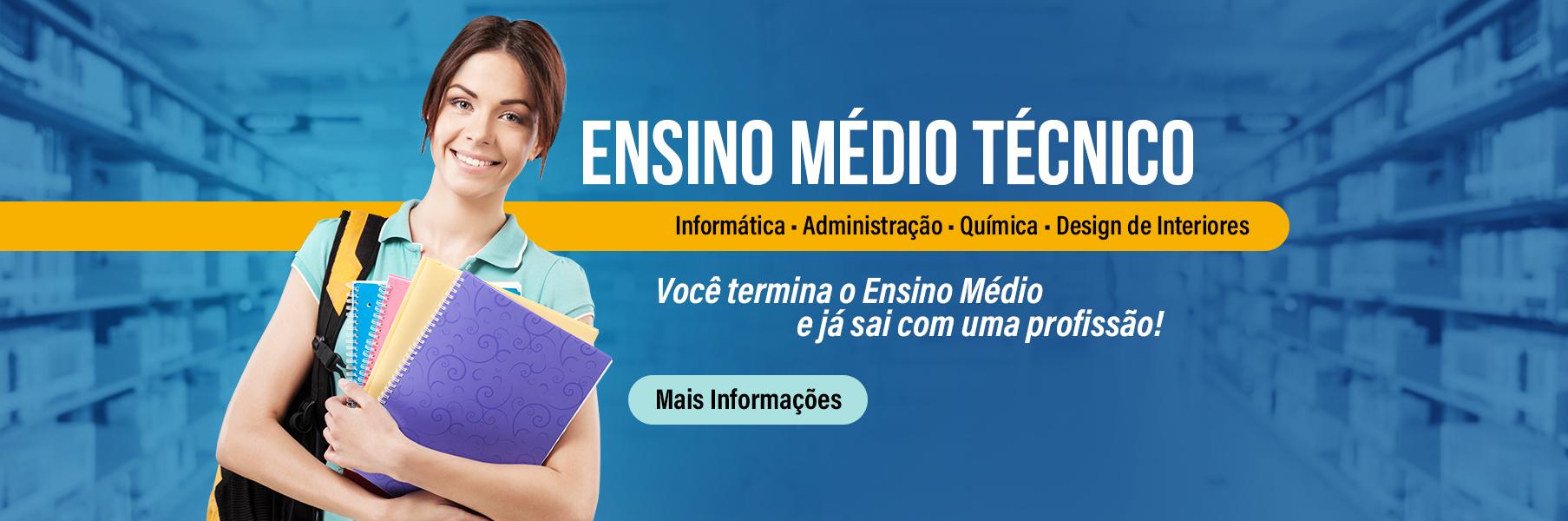 Ensino Médio Técnico Institucional